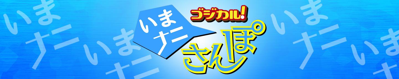 ゴジカル!いまナニさんぽ(四国放送)
